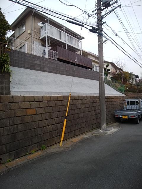 川崎市麻生区でデッキ工事