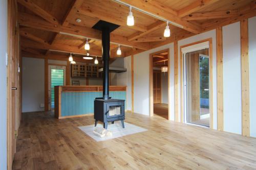 藤沢市、茅ヶ崎市、木を沢山使った家を建てる工務店。