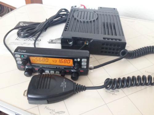 札幌市のお客様よりアマチュア無線機をご売却頂きました。