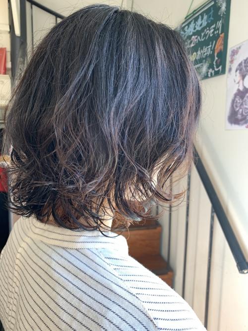 調布美容室で春におすすめ軽めヘアー