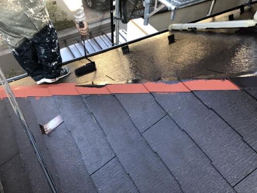 青葉区美しが丘西W様邸屋根・外壁塗り替え工事