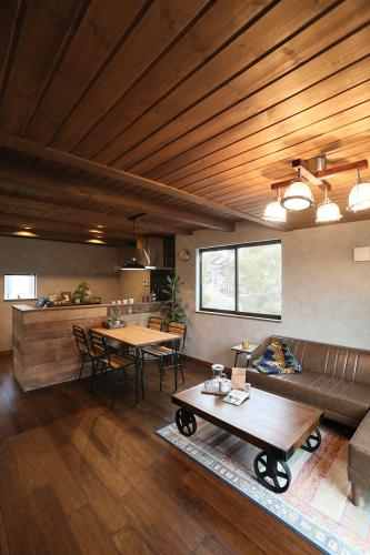茅ケ崎市で新築一戸建て オシャレなモデルハウスご見学可能!