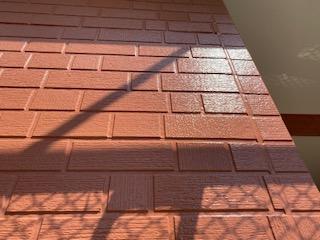 鳩山町で外壁塗装工事を施工しました
