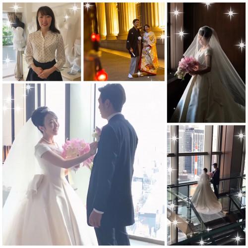 マンダリンオリエンタル東京で結婚式♪