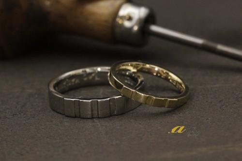 結婚指輪、婚約指輪のデザインは無限大