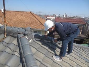 保土ヶ谷区・台風前の屋根工事はマルセイテックへ!