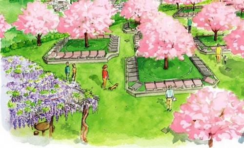 樹木の種類、希望に合う樹木葬