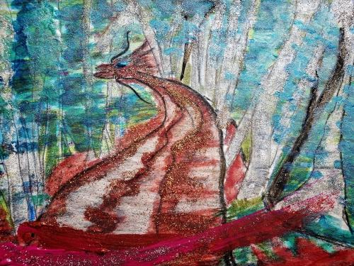 森のアート