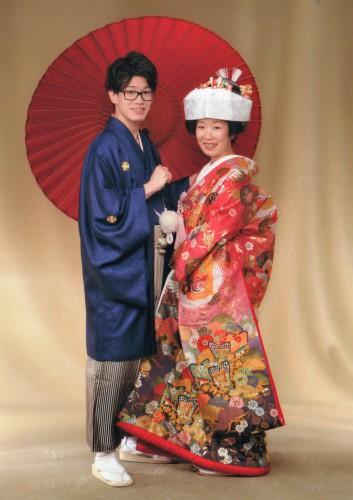結婚写真:楽しかった新鮮で綺麗で言う事ないです。ずっと来ます