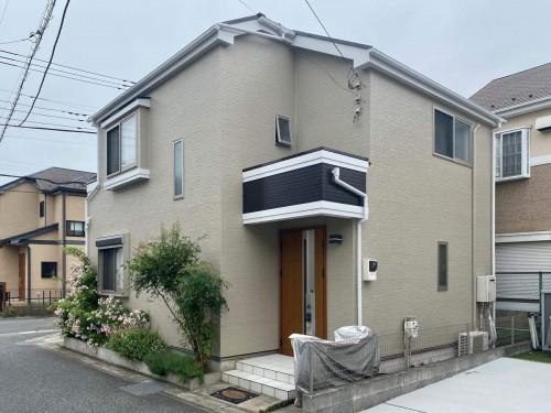 【大和市上草柳M様邸】外壁塗装工事・屋根修繕工事