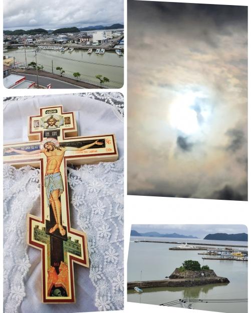 五島列島福江島より