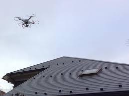 綾瀬市での屋根点検はドローン点検も無料のマルセイテックへ!