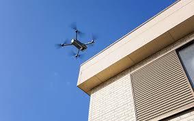 【相模原市】ドローンを使っての屋根点検はマルセイテックへ