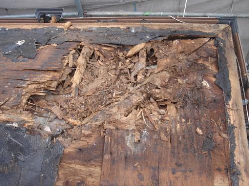 座間市の屋根雨漏り修理ならマルセイテックへ