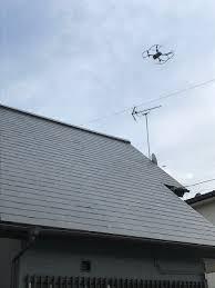 【海老名】屋根工事はドローン点検もできるマルセイテックへ!