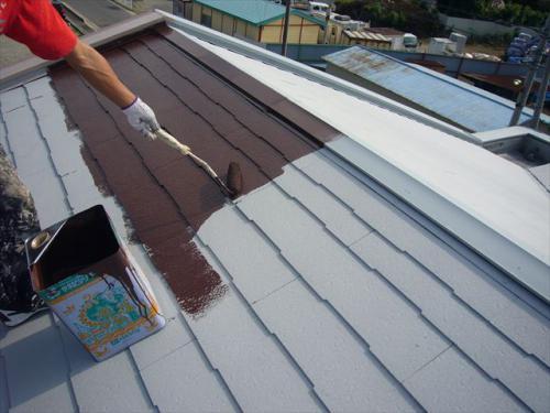 座間市のスレート屋根塗装なら安心丁寧なマルセイテックへ