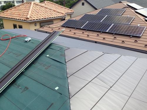座間市の屋根カバー工法は低価格高品質のマルセイテックへ