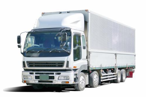 業務用トラック非分解エンジン洗浄!