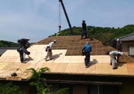 旭区で屋根葺き替え工事は高品質で安心のマルセイテックへ