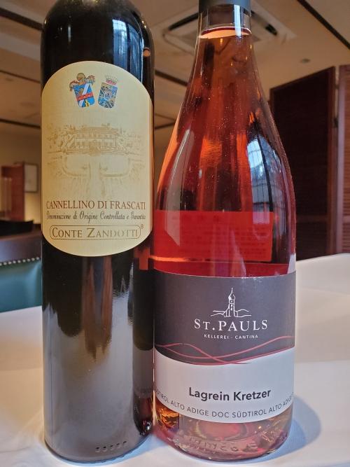 白ワイン、赤ワイン、それとも?