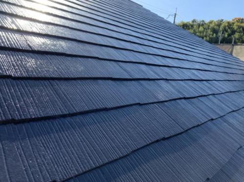 座間市スレート屋根塗装は塗装専門業者のマルセイテックへ