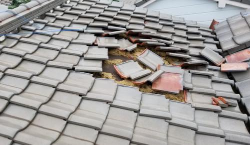 寒川町の台風屋根工事は施工例豊富なマルセイテックへ