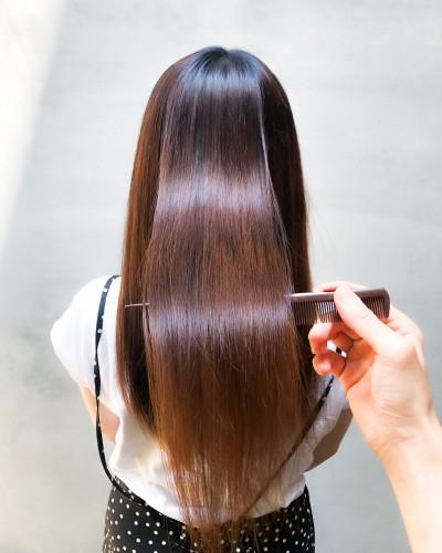 髪質改善トリートメント 代官山美容室 クセ毛 うねり