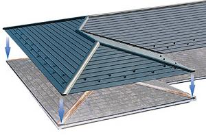 旭区の屋根カバー工法は高品質仕上がりのマルセイテックへ