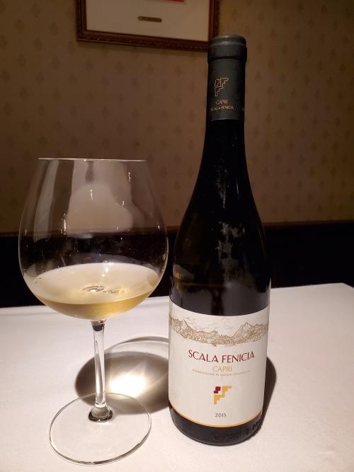 希少な♪カプリ島のワイン!