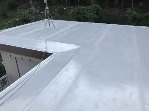 藤沢市で陸屋根の防水工事はマルセイテックです