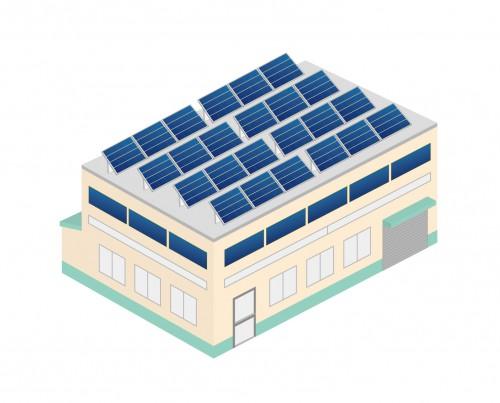 会社の電気は自家消費型太陽光発電で創って使う時代!