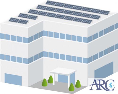 PPAモデルで自家消費型太陽光発電導入!