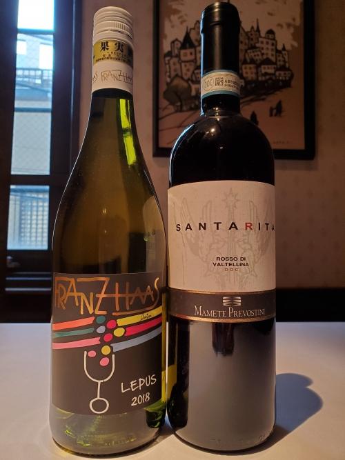 心地良い季節に、心地良いワイン♪