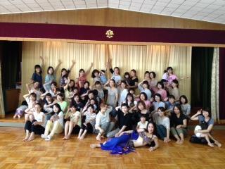 幼稚園ママのベリーダンス