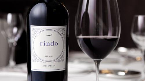 ケンゾーエステイト赤ワイン rindo