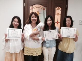 【応用DNA】栃木県小山市修了おめでとうございます