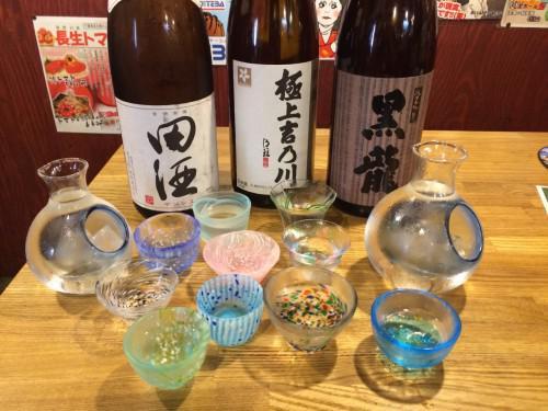 夏の日本酒フェア