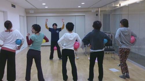 ボディバランスも整える「クビレる体操」開催しました!